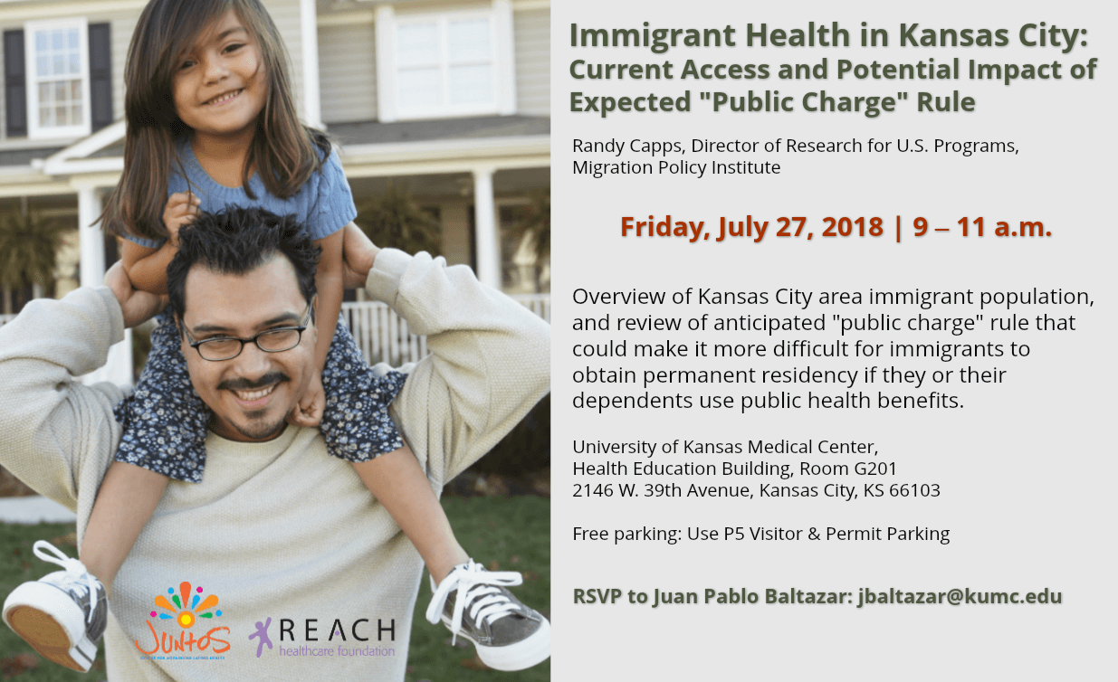 Immigrant Health graphic